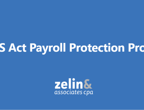 CARES Act Payroll Protection Program